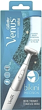 Fragrances, Perfumes, Cosmetics Bikini Trimmer - Gillette Venus Bikini Precision Electric Bikini Trimmer