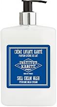 Fragrances, Perfumes, Cosmetics Shower Cream - Institut Karite Milk Cream Shea Cream Wash
