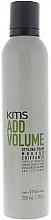 Fragrances, Perfumes, Cosmetics Volume Thin Hair Foam - KMS California AddVolume Styling Foam