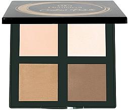 Fragrances, Perfumes, Cosmetics Contour Palette - Dermacol Contour Palette