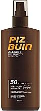Fragrances, Perfumes, Cosmetics Sunscreen Body Spray - Piz Buin Allergy Spray Spf50