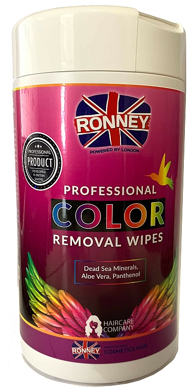 Color Removal Wipes - Ronney Profesional Color Removal Wipes