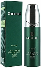 Fragrances, Perfumes, Cosmetics Concentrated Serum - Shangpree S Energy Long Lasting Concentrated Serum