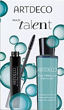 Fragrances, Perfumes, Cosmetics Set - Artdeco Multi Talent (mascara/10ml + eye/makeup/remover/50ml)