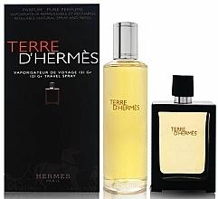 Fragrances, Perfumes, Cosmetics Hermes Terre d'Hermes - Set (edp/30ml + edp/125ml)