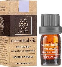 "Fragrances, Perfumes, Cosmetics Essential Oil ""Rosemary"" - Apivita Aromatherapy Organic Rosemary Oil"