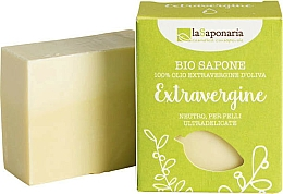 Fragrances, Perfumes, Cosmetics Biosoap Extravergine - La Saponaria Bio Sapone