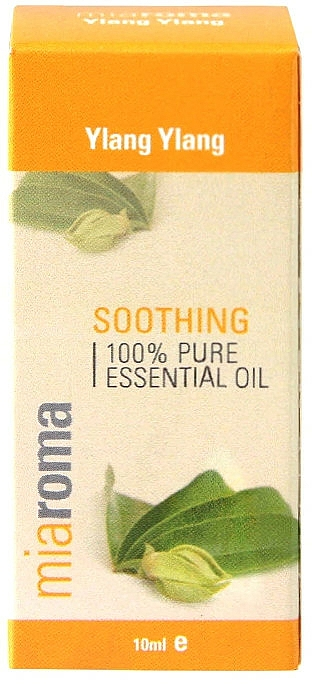 "Essential Oil ""Ylang-Ylang"" - Holland & Barrett Miaroma Ylang Ylang Pure Essential Oil"