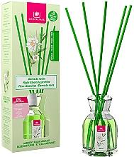 "Fragrances, Perfumes, Cosmetics Reed Diffuser ""Night Blooming Jasmine"" - Cristalinas Reed Diffuser"