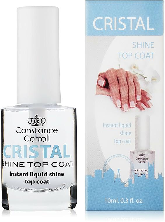 Nail Dry Top Coat - Constance Carroll Cristal Shine Top Coat