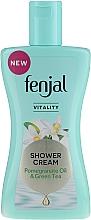 Fragrances, Perfumes, Cosmetics Shower Gel - Fenjal Vitality Body Wash