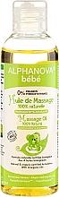Fragrances, Perfumes, Cosmetics Baby Massage Oil - Alphanova Bebe Massage Oil 100% Natural