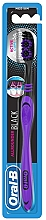 "Fragrances, Perfumes, Cosmetics Medium Toothbrush, ""Allrounder"", pink - Oral-B Allrounder Black Medium"