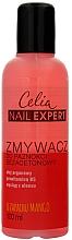 "Fragrances, Perfumes, Cosmetics Nail Polish Remover ""Mango"" - Celia Nail Expert"