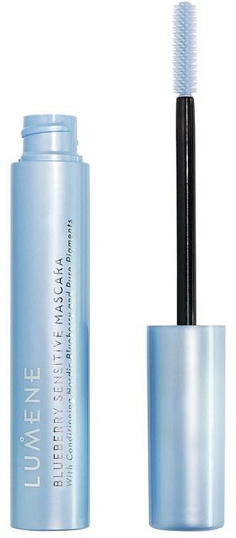 Sensitive Eyes Blueberry Mascara - Lumene Blueberry Sensitive Mascara