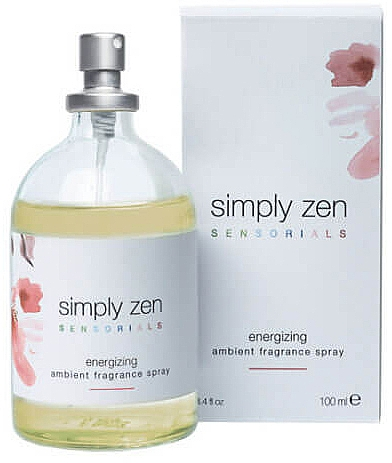 Rood Fragrance Spray - Z. One Concept Simply Zen Sensorials Energizing Ambient Fragrance Spray — photo N1