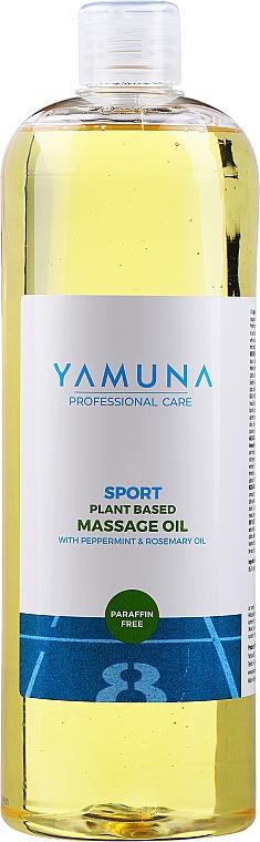 """Massage Oil """"Peppermint-Rosemary"""" - Yamuna Peppermint Rosemary Vegetable Massage Oil"""