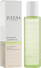 Fragrances, Perfumes, Cosmetics Cleansing Oil - Juvena Phyto De-Tox Cleansing Oil