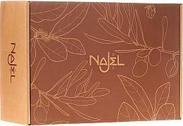 Fragrances, Perfumes, Cosmetics Set - Najel For Him Special Set (soap/100g+ deo/90g+oil/125ml+soap/dish/1pcs)