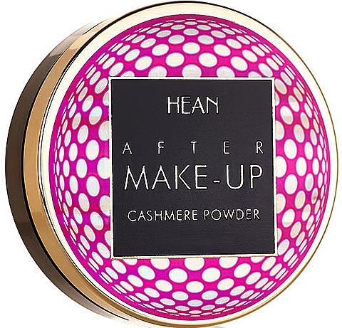 Face Compact Powder - Hean After Makeup-up Cashmere Compact Powder