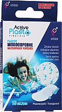 Fragrances, Perfumes, Cosmetics Waterproof Patch Set - Ntrade Active Plast First Aid Waterproof Patches