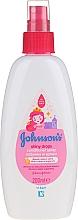 """Fragrances, Perfumes, Cosmetics Baby Hair Spray """"Shiny Strands"""" - Johnson's Baby"""