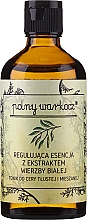 Fragrances, Perfumes, Cosmetics Face Essence with White Willow Extract - Polny Warkocz