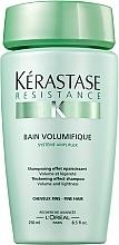 Fragrances, Perfumes, Cosmetics Thickening Shampoo - Kerastase Resistance Bain Volumifique Shampoo For Fine Hair