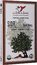 "Fragrances, Perfumes, Cosmetics Hair Powder ""Sidr"" (Ziziphus) - Le Erbe di Janas Sidr (Ziziphus)"