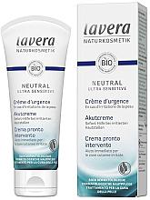 Fragrances, Perfumes, Cosmetics Micro-Silver SOS Cream - Lavera Neutral Ultra Sensitive