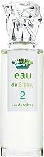 Fragrances, Perfumes, Cosmetics Sisley Eau de Sisley 2 - Eau de Toilette