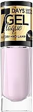 Fragrances, Perfumes, Cosmetics Nail Polish - Eveline Cosmetics Gel Laque Nail Enamel