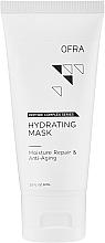 Fragrances, Perfumes, Cosmetics Moisturizing Peptide Mask - Ofra Peptide Hydrating Mask