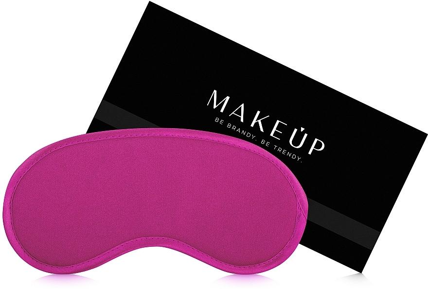 "Sleeping Mask, crimson ""Classic"" - MakeUp"