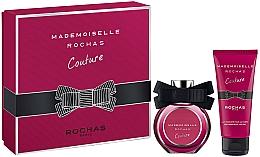 Fragrances, Perfumes, Cosmetics Rochas Mademoiselle Rochas Couture - Set (edp/50ml + b/milk/100)
