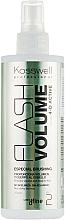 Fragrances, Perfumes, Cosmetics Volume Spray - Kosswell Professional Dfine Flash Volume