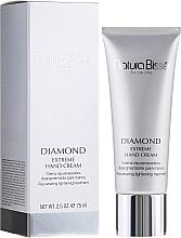 Fragrances, Perfumes, Cosmetics Energizing Hand Cream - Natura Bisse Diamond Extreme Hand Cream