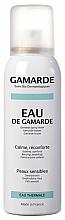 Fragrances, Perfumes, Cosmetics Soothing Thermal Water  - Gamarde Spring Water