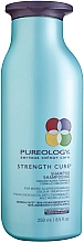 Fragrances, Perfumes, Cosmetics Thin Colored Hair Shampoo - Pureology Strength Cure Shampoo
