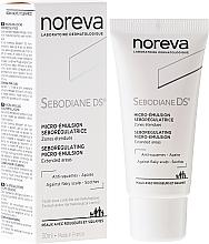 "Fragrances, Perfumes, Cosmetics Emulsion ""Sebumregulating Micro"" - Noreva Sebodiane DS Sebum-Regulating Micro-Emulsion"
