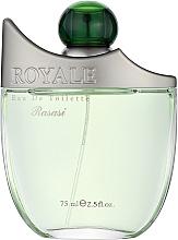 Fragrances, Perfumes, Cosmetics Rasasi Royale Pour Homme - Eau de Toilette