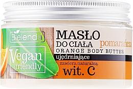 "Fragrances, Perfumes, Cosmetics Body Butter ""Orange"" - Bielenda Vegan Friendly Orange Body Butter"