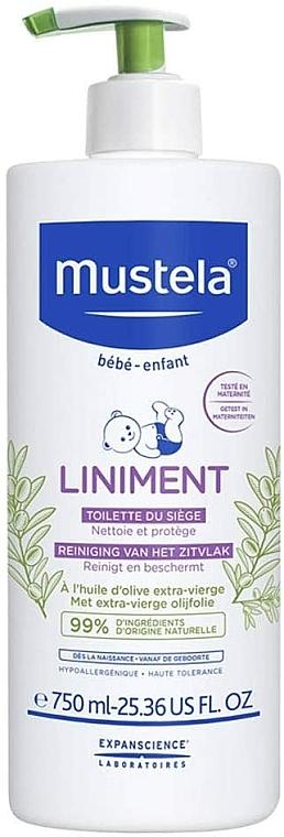 Cleansing Milk - Mustela Bebe Liniment