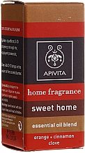 """Fragrances, Perfumes, Cosmetics Essential Oil Blend """"Sweet Home"""" - Apivita Aromatherapy Home Fragrance"""
