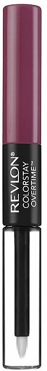 Liquid Lipstick - Revlon ColorStay Overtime Lipcolor