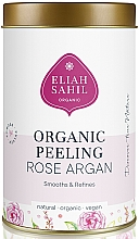 Fragrances, Perfumes, Cosmetics Organic Body Scrub - Eliah Sahil Organic Peeling Rose Argan