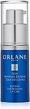 Fragrances, Perfumes, Cosmetics Anti-Line Lip Cream - Orlane Extreme Line-Reducing Lip Care