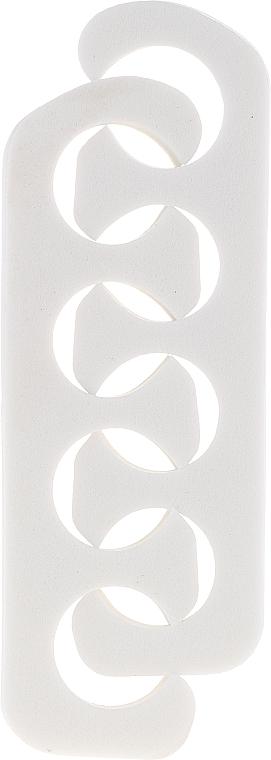 Toe Separator, 7583, white - Top Choice — photo N1
