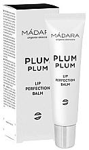 Fragrances, Perfumes, Cosmetics Lip Balm - Madara Cosmetics Plum Plum Lip Balm