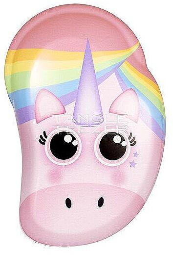 Baby Hair Brush - Tangle Teezer The Original Mini Children Detangling Hairbrush Rainbow The Unicorn